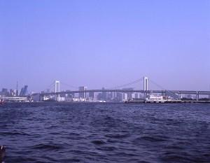 AM6:30 そしていつもの東京港の朝がはじまる